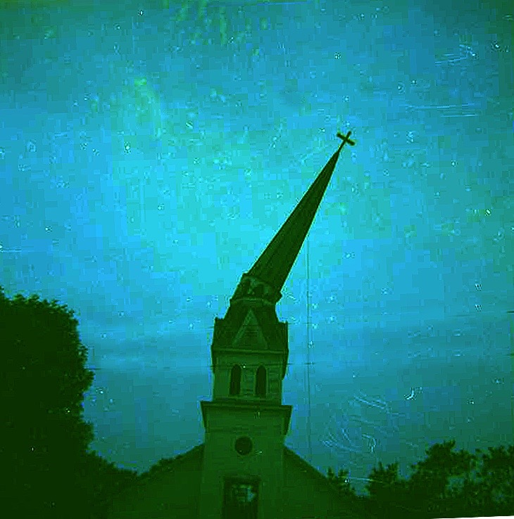 church steeple